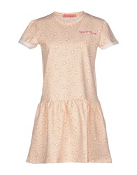Agatha Ruiz De La Prada Dresses Short Dresses Women Orange