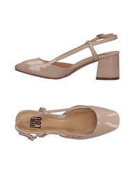 Bibi Lou Pumps Light Pink