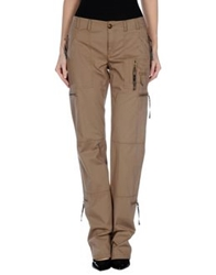 Richmond Denim Casual Pants Khaki