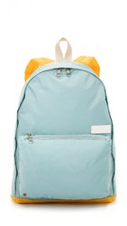 State Adams Backpack Light Blue Buttercup