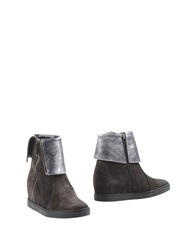 Botticelli Sport Limited Botticelli Limited Ankle Boots Steel Grey