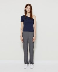 Jacquemus Le Pantalon De Costume Grey Striped