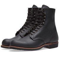 Red Wing Shoes 2944 Heritage Work 8 Harvester Boot Black