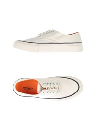 Carhartt Footwear Low Tops And Trainers Men White