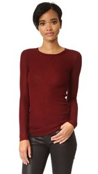 Bailey 44 Bittersweet Sweater Garnet