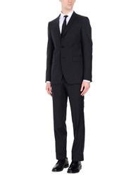 Romeo Gigli Suits Black
