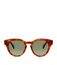 Celine Celine Thin Preppy Sunglasses Female Brown