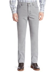 Ermenegildo Zegna Straight Fit Cotton Jeans