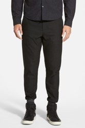 Vince 'City' Knit Jogger Pants Black