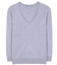 81 Hours Cavan Cashmere Sweater Blue