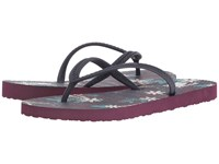 Vans Hanelei Aloha Port Royale Women's Sandals Black