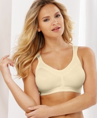 Playtex 18 Hour Stylish Support Active Lifestyle Wireless Bra 4159 Nude