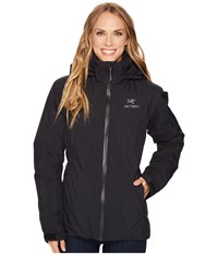Arc'teryx Fission Sv Jacket Black Women's Coat