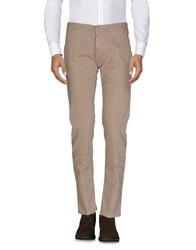 2W2m Casual Pants Sand