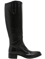 Rocco P. 20Mm Leather Rider Boots