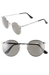 Randolph Engineering 'P3 Submariner' 49Mm Sunglasses Bright Chrome Grey