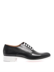 Christian Louboutin Chorale Leather Derby Shoes