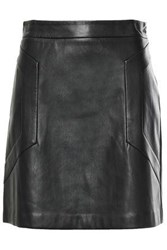 Dkny Woman Mini Skirt Black