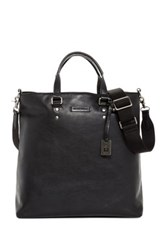 Frye Genuine Leather Ben Artisan Tote Black