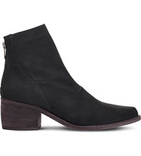 Ld Tuttle The Door Leather Ankle Boots Black