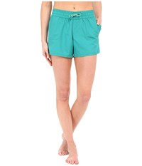 The North Face Class V Shorts Teal Blue Women's Shorts