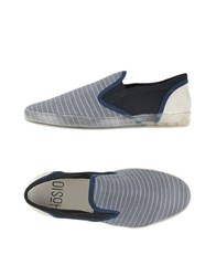 H Sio Footwear Low Tops And Trainers Men Grey