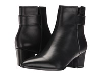 Vaneli Xandra Black Nappa Women's Pull On Boots