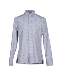 Dirk Bikkembergs Sport Couture Shirts Shirts Men Grey
