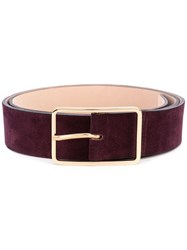 B Low The Belt Suede Purple