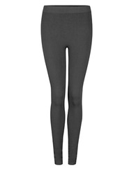 Dex Fleece Leggings Charcoal