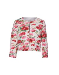 Frankie Morello Suits And Jackets Blazers Women White
