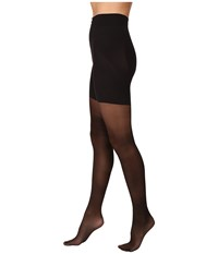 Hue Sheer Shaping Tights Black Women's Casual Pants