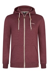 Animal Hoody Full Zip Merlot