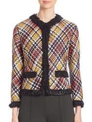 Escada Textured Jacket Black