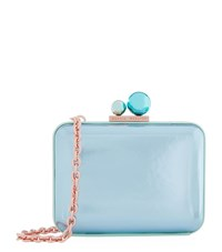 Sophia Webster Vivi Lilico Box Clutch Female Blue