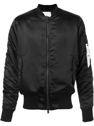 Stampd Bomber Jacket Black