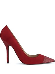 Paul Andrew Pump It Up 105 Pumps Red