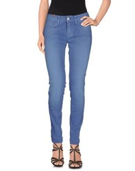 Notify Jeans Notify Denim Denim Trousers Women Slate Blue