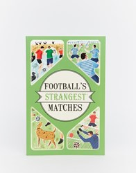 Gifts Football's Strangest Matches Book Multi