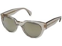 Paul Smith Keasden Dune Taupe Flash Mirror Fashion Sunglasses