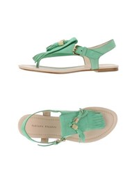 Fabiana Filippi Footwear Thong Sandals Women