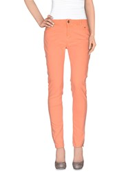 Hoss Intropia Trousers Casual Trousers Women Salmon Pink