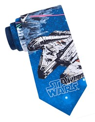 Star Wars Death Battle Tie Blue