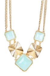 Bansri Monet Necklace Blue