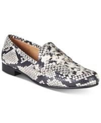 Sam Edelman Circus By Tanner Loafers Women's Shoes Cashmere Python