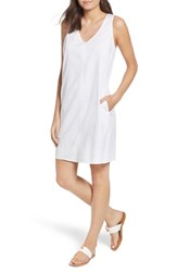 Tommy Bahama Lanailette Shift Dress White