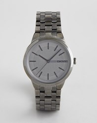 Dkny Ny2384 Park Slope Stainless Steel Watch Silver