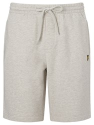 Lyle And Scott Sweatshorts Light Grey