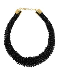 Emilio Pucci Necklaces Black