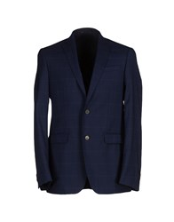 Bill Tornade Billtornade Suits And Jackets Blazers Men Dark Blue